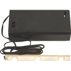 Krippenbeleuchtung LED 7 cm
