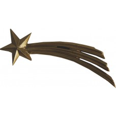 Stern von Bethlehem Gold 12cm